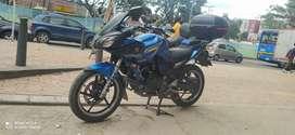 yamaha FZ 150 azul