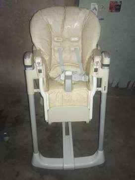 Se vende silla para bebes