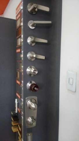 Chapas de Seguridad - Cerraduras, Servicio de Cerrajería en Madrid Cundinamarca, Ornamentación, Reforzamiento de Puertas