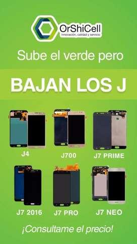 Reparacion Samsung J7
