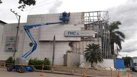 Arreglo de fachadas Mantenimiento - Empresa