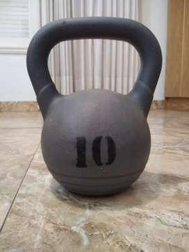 Pesa rusa 10 kg