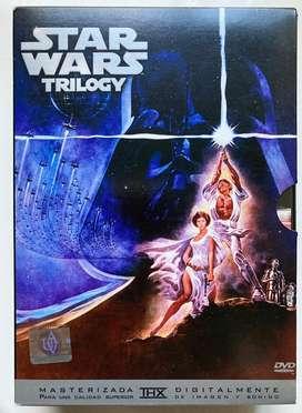 Star wars saga dvd habalda en español