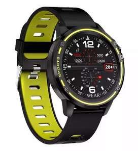 Reloj smart monitor cardiaco y mucho mas color verde