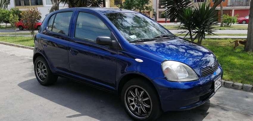 Toyota Yaris 2003 0