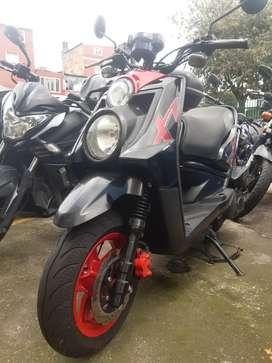 Yamaha BwS X Motard 2014