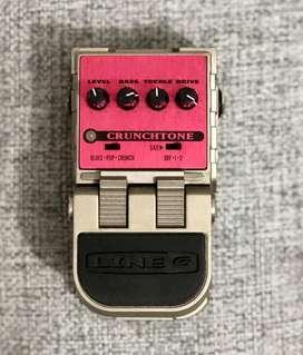Pedal guitarra Line6 Crunchtone