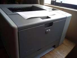 Remato impresora HP2420dn