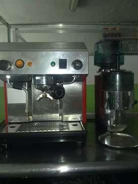 Máquina modelo. BZ99-1Grupo -110. Vlts-1,5 litros . 1 Molino Mod.BB004-2 Lbs/H-110Vlts