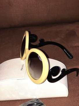 Gafas prada en tres colores