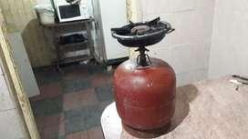 Garrafa de Tres Kilos con Gasificador