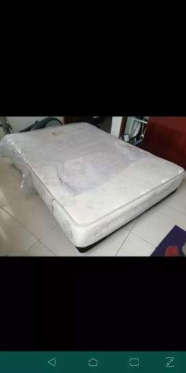 Colchón+base cama