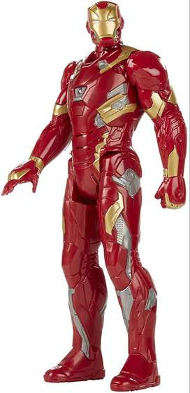 Marvel Capitan America Civil War Iron Man Figuras Juguetes