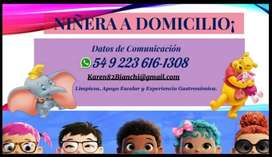 Niñera a Domicilio¡