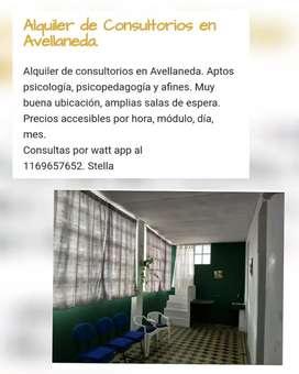 ALQUILER DE CONSULTORIOS en AVELLANEDA