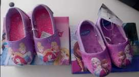 Zapatos para niña Disney