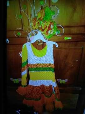 Disfraces Niña Halloween / carnaval / día de los niños