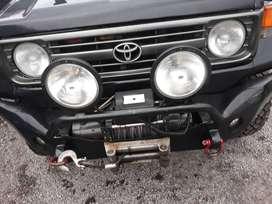 Toyota land cruisert