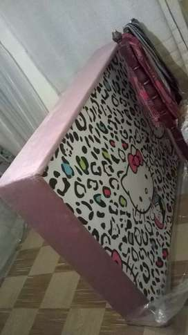 Base cama 1.20 nueva