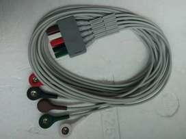 Cable Ramal Egc  De 3 Y 5 Ramales Para Monitor Mindray