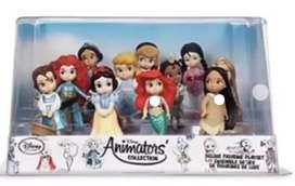 Set figuras Disney animator, usado segunda mano  Corregimiento Juan Mina