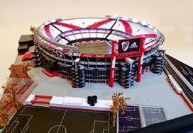 Maqueta Estadio River Plate