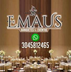 EMAUS - Banquetes & Eventos