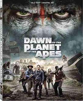 Pelicula Blu Ray Dawn Of The Planet Of The Apes