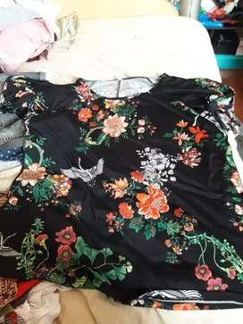 Vendo ropa de mujer talle especial