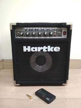 amplificador de bajo Hartke A25