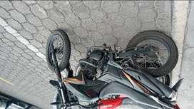 Moto Tuko cross 200