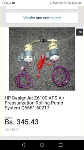Hp Designjet Z6200 Ap Sistema de Bomba D