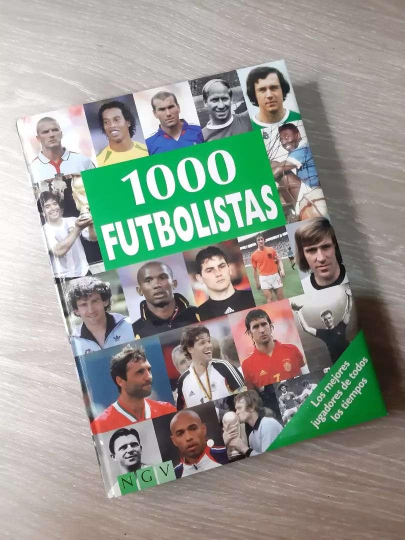 Libro Coleccionable - 1000 Futbolistas - 10 /10 0