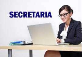 SE SOLICITA SECRETARIA RECEPCIONISTA