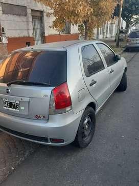 Vendo  Fiat Palio  1.4 TITULAR  como ok Impecable  (no permuto)