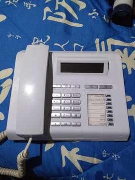 Conmutador Teléfonico Siemens Ganga