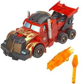 Transformers Energon: Powerlinx Rodimus