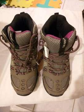 Zapatillas Hi-tec niñas