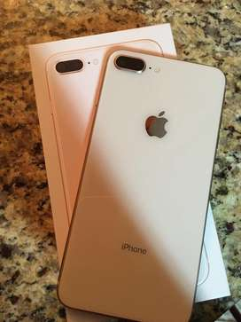 VENDO IPHONE 8 PLUS 64 GB DORADO