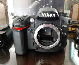 Nikon D7000 perfecto estado