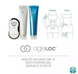 Nu Skin Ageloc galvanic body spa