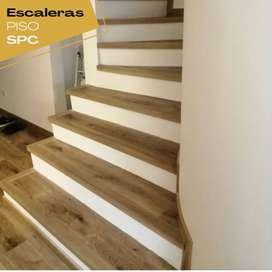 Diseñamos escaleras con acabados y colores increíbles