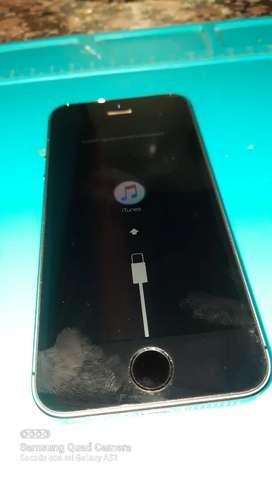 Vendo para repuesto o Reparar iPhone 5s