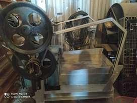 Bloquera Neumatica Industrial Semiautomatica