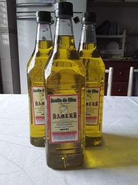 aceite de oliva extra virgen, usado segunda mano  San Miguel de Tucumán, Tucumán