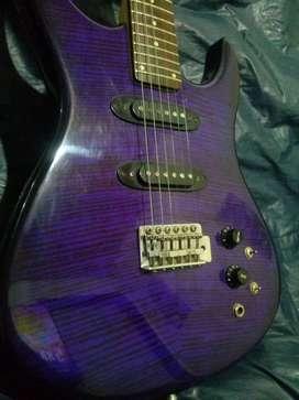 Guitarra Electrica U.s Nashville Impecable Estado