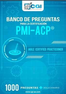 Banco de preguntas certificacion PMI ACP