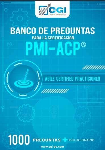 Banco de preguntas certificacion PMI ACP 0