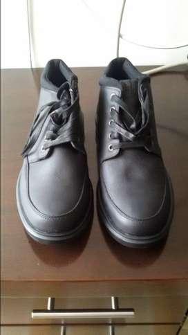 Zapatos botines informal