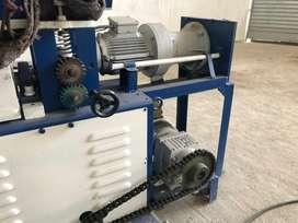 Maquina enderezadora de hierro